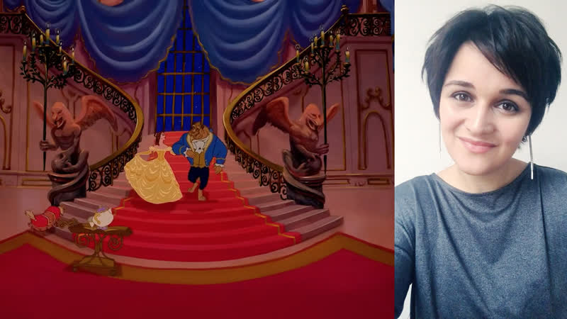 OST Beauty and the Beast Tale as old as Time