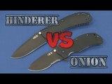 Нож ZT 0350 или Hinderer VS Onion