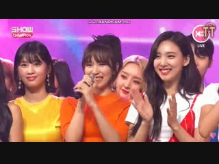 "180418 TWICE ""WHAT IS LOVE?"" FIRST WIN [русс.саб]"