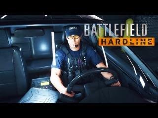 Battlefield Hardline Beta - Random Moments 2 (Delicious Donuts!)