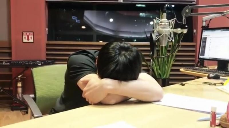 Instagram post by 양요섭의 꿈꾸는 라디오 • Jul 11, 2018 at 1:45 am KST