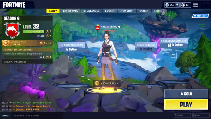This Might Be A Fortnite Stream But I Don't Know
