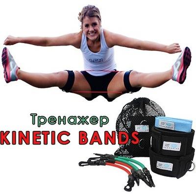 Резинки для фитнеса 5 шт. купить в Елань-Коленовском