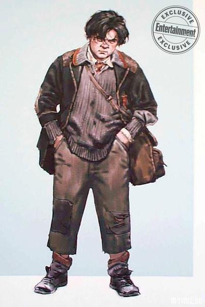Эдди Редмэйн хочет увидеть Хагрида в «Фантастических тварях»