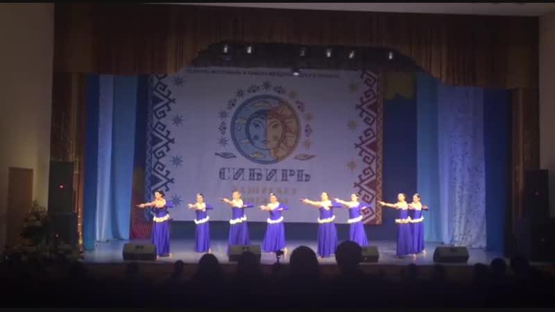 Гавайский танец. Народный клуб танца Ассоль