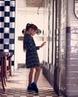 """Buro TSUM on Instagram: """"Самая красивая девочка в мире, official. Настя Князева 🎎 Правда карасивая - невероятно 👑 Съемка обложки сентябрьского выпу"""