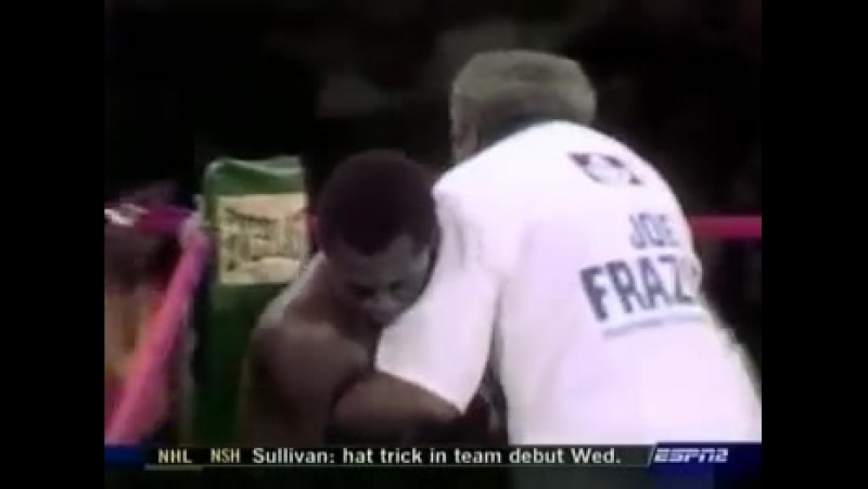 Мировой Бокс. Джо Фрэзер - Джордж Форман (1 бой)