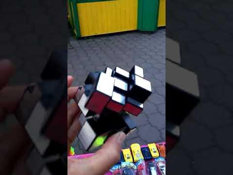 Кубик рубика бегство в четырёхмерность