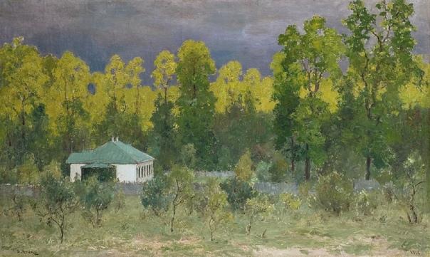 Владимир Карлович МЕНК (род. 13 февраля в Архангельске 18561920 )  русский художник-пейзажист и график, педагог.