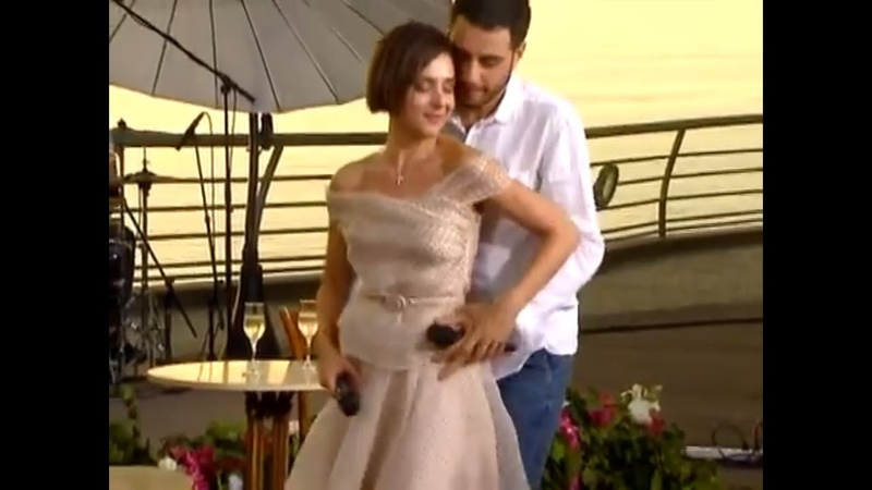 Sofia Nizharadze Saba Kemularia - კართან მოდგა შემოდგომა (Nanuka's Show 2018)
