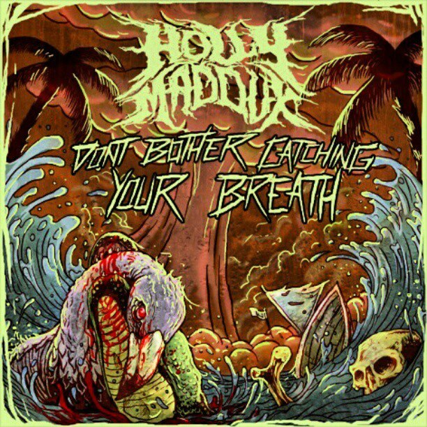 Holly Maddux - Don't Bother Catching Your Breath (2012)