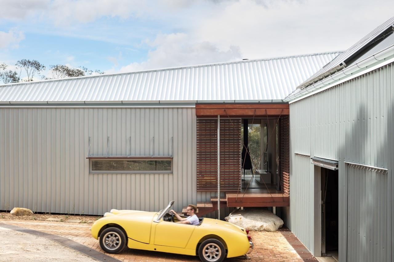 CR House / Obra arquitetos