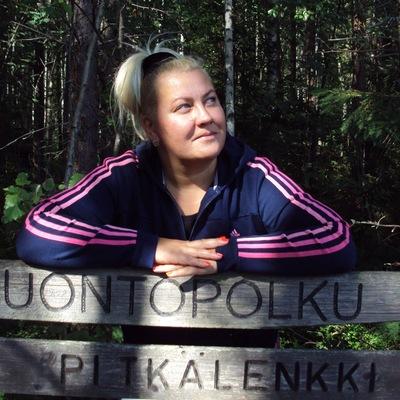 Евгения Ватанен, 27 апреля 1979, Санкт-Петербург, id9030748