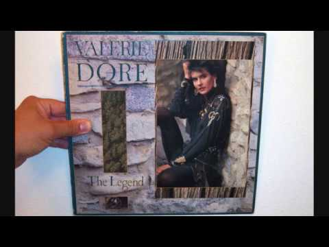 Valerie Dore - On the run (1986 LP version)