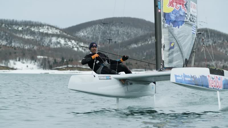 Iordanis Paschalidis And Kostas Trigonis 2019 White Sailing
