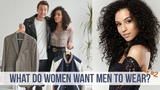 Model Rates my Menswear Outfits What Women Want Men to Wear #2