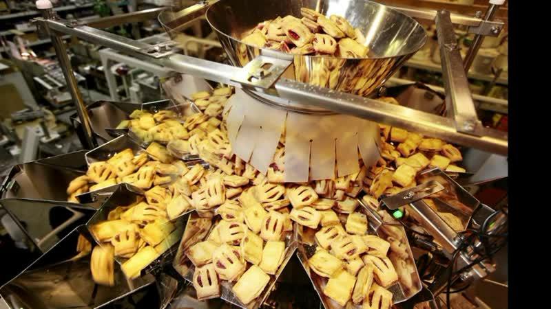 Фасовка хрупких продуктов (сухари, печенье и пр.)
