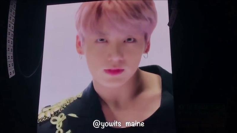 BTS [방탄소년단] Love Yourself 結 Answer 콘서트 IDOL r17102018