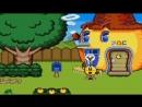 Пакман 2 Новые Приключения Супер Нинтендо Полное прохождение игры Pac Man 2 The New Adventures SNES