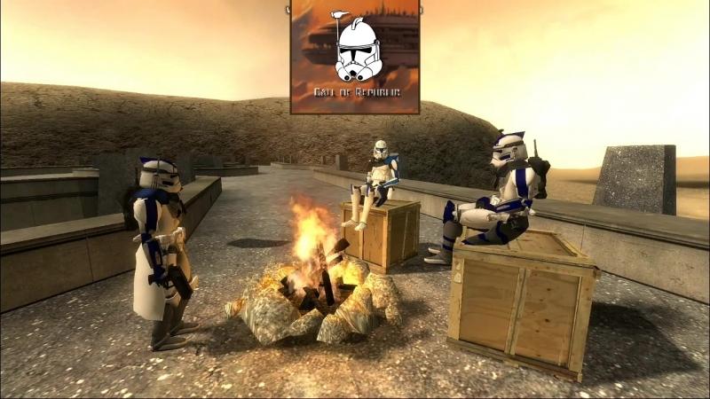 Ролик Call of Republic