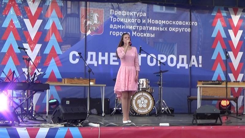 Дарья Ходакова - Наш край родной