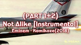 Instrumental Not Alike - Eminem ft. Royce da 5'9