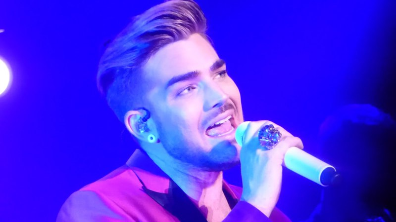20160108 Adam Lambert - Another Lonely Night at Tokyo Dome City Hall