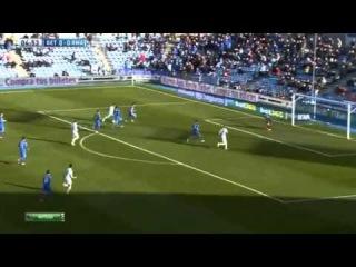 Jesé Rodríguez Goal vs Getafe (Getafe vs Real Madrid 0-1) HD 16/02/2014