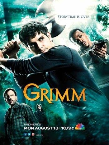 Гримм / Grimm | 1 Сезон