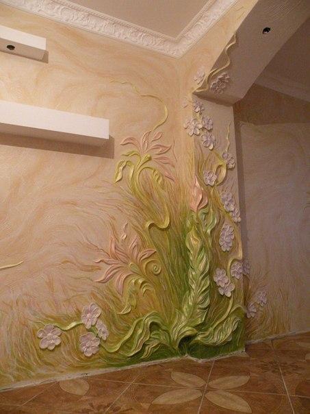 Оригинальный декор дома