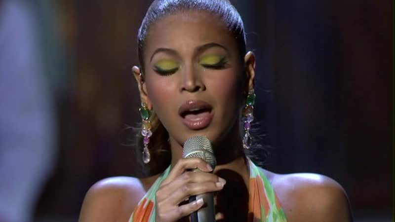 Beyonce - Vois Sur Ton Chemin (Look To Your Path) (Live @ Academy Awards – 27.02.2005)