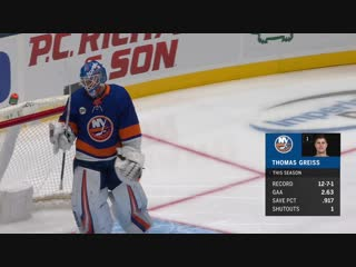 NHL 2018-2019 / RS / 08.01.2019 / Carolina Hurricanes - New York Islanders