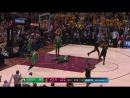ЛеБрон Джеймс автор лучшего перехвата игрового дня в НБА
