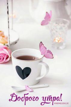 Нежного Доброго Утра вам, друзья мои! Пусть оно перейдет в Прекрасный Радостный день!
