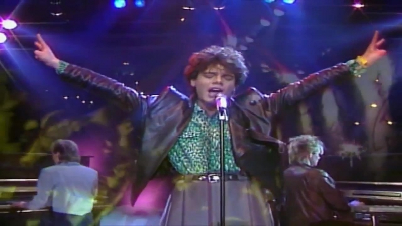 Alphaville - Big In Japan Forever Young (Live 1984 HD)