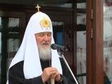 Слово Патриарха Кирилла на открытии нового корпуса КПДС