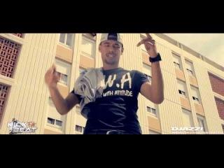 Kick Beat - Djazzi - On Blague pas (Freestyle) Freestyle De Rue