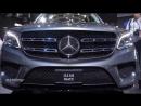 2018 Mercedes Benz GLS 550 - Exterior And Interior Walkaround
