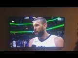 """Did Marc Gasol indeed say """"f— it,"""" Twitter? You decide."""