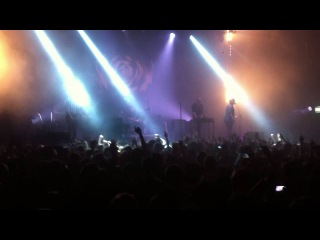 Editors - Papillon (long) live in Moscow