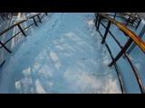 Как спускаться по новой лестнице на Красном Горне