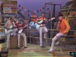 The Beach Boys - California Girls (Jack Benney Show)