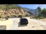 [FRESH] Реальная Жизнь в GTA 5 - ЗАКАЗНОЙ УГОН КАТАФАЛКА MERCEDES E - Класса!