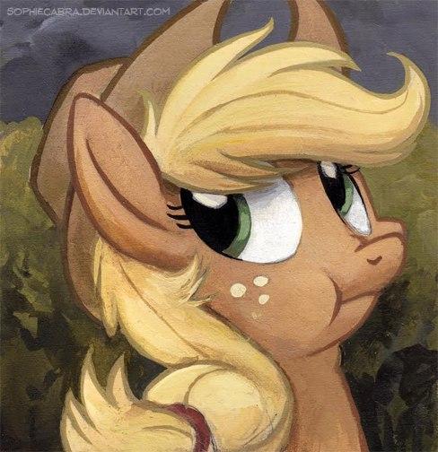 Круглые Литл Пони (Square Little Ponies)