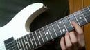 Tokyo Ghoul OP Unravel Guitar Tutorial Pt. 1