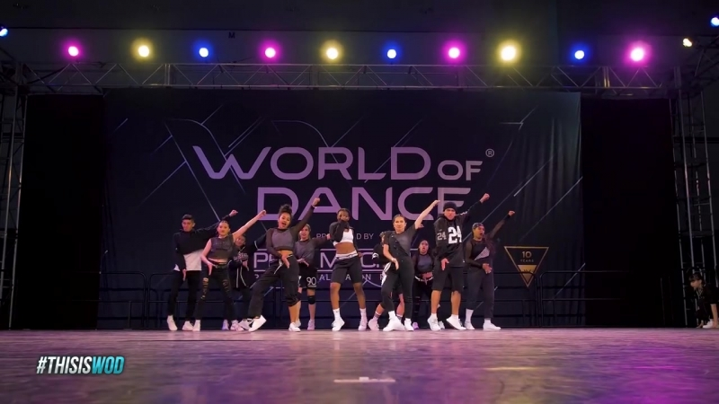 GRaVy Babies - 1st Place Junior Division - Winners Circle - World of Dance Los Angeles 2018