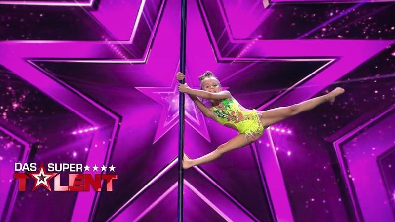 Kleiner Wirbelwind zeigt erstaunliches Talent Das Supertalent 2018 Sendung vom 01 12 2018