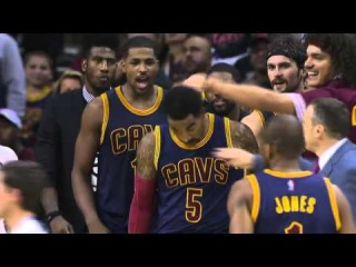 Top 10 Plays of Cleveland Cavaliers - NBA 2015-2016 Season