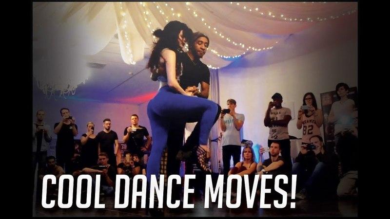 Dis Moi Que Tu / Lange Noir Teresa UrbanKiz Dance