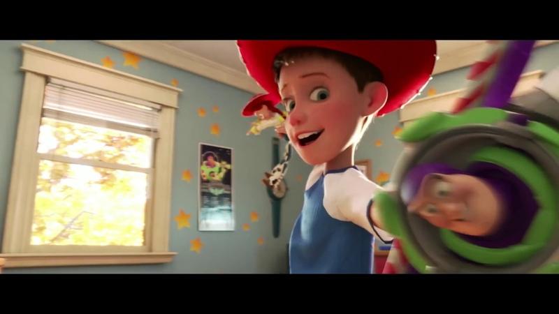 История игрушек 4 - Русский трейлер (дублированный) 1080p